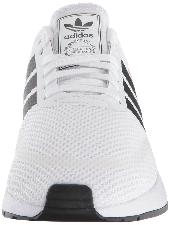 adidas unisex bambini n 5923 di j. scarpe da ginnastica, base scarpa, green, cuore nero
