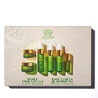 Tata Harper Daily Essentials Set, 6-Step Skincare Starter Regimen, 100% Natural,...