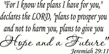 jeremiah v3 bible verse wall decal vinyl wall art decal