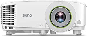 BenQ EH600 Wireless 1080p Portable Smart Business Projector | iPhone & Android Mirroring Compatibility | Built-in Apps & Internet Browser for Easy Presentations | Convenient Over-The-air Update