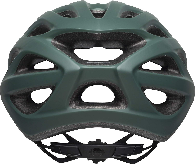Bell Tracker Unisex 25 Vent Dial Ergo Fit MTB Safety Helmet Silver 54-61cm