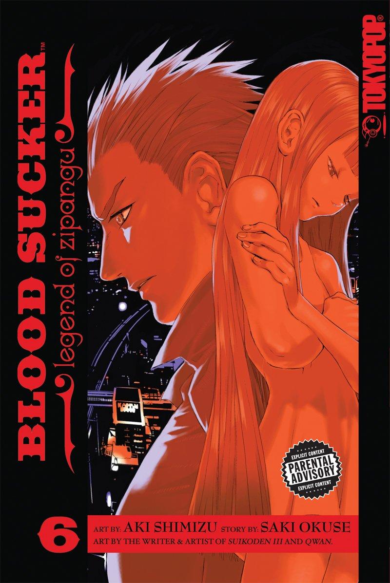 BLOOD SUCKER  Volume 6 (Blood Sucker (Graphic Novels)) (v. 6) PDF ePub fb2 ebook