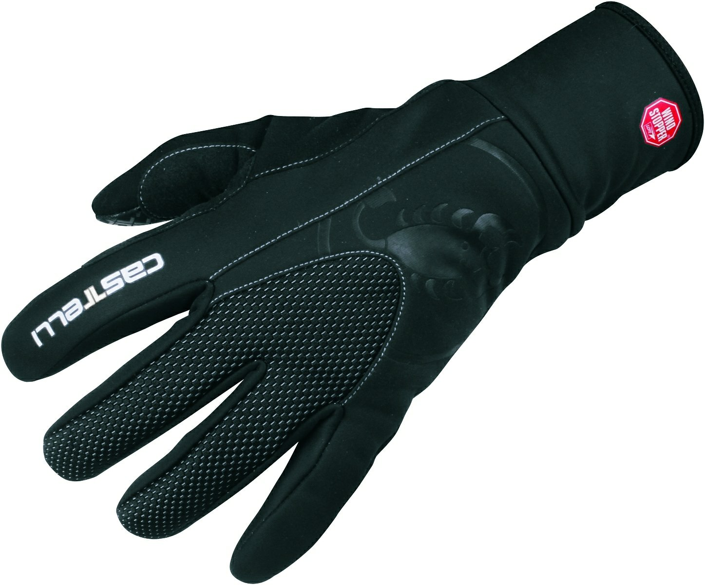 Castelli Estremo Gloves Black, XL - Men's by Castelli