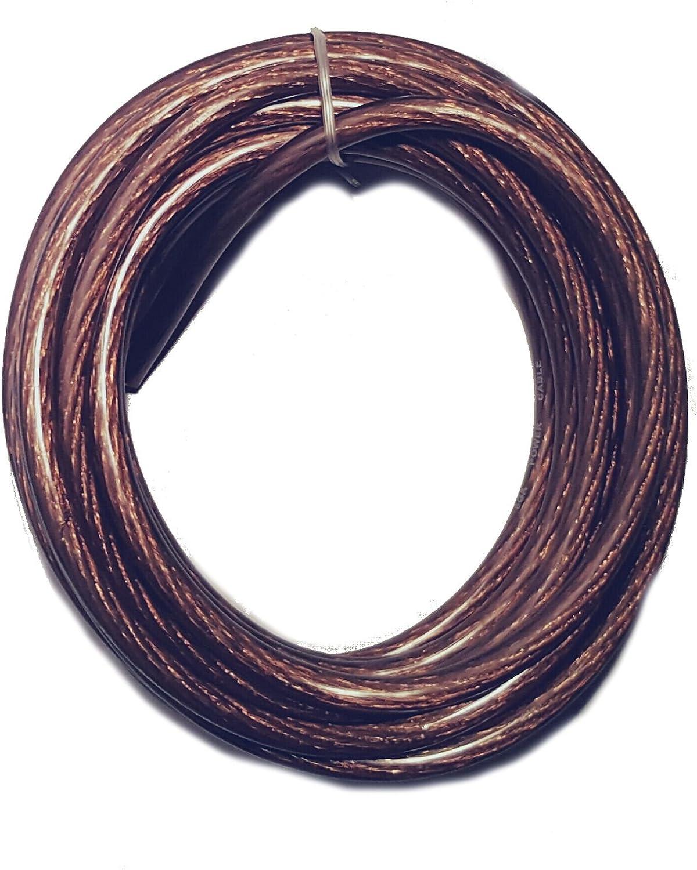 5 Ft 8 Gauge Power Wire Black GA Guage Ground AWG 5 Feet