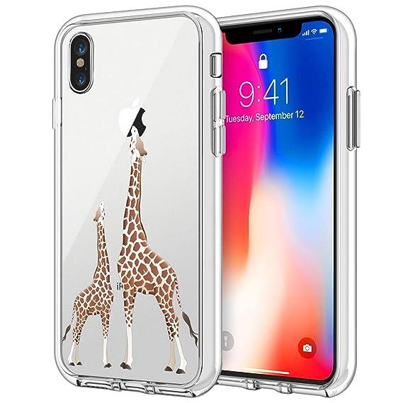 giraffe iphone xs case