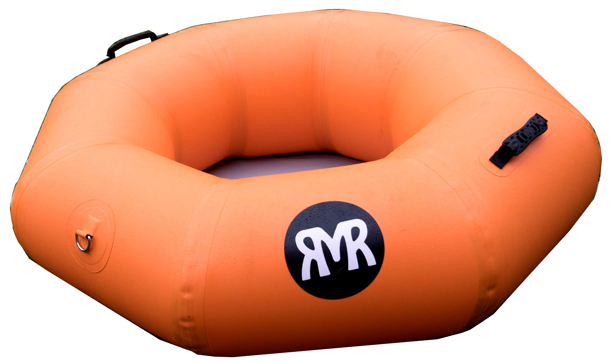 Rocky Mountain Rafts River Tube - Float Tube - Snow Tube (Orange, RTR-48) by Rocky Mountain Rafts