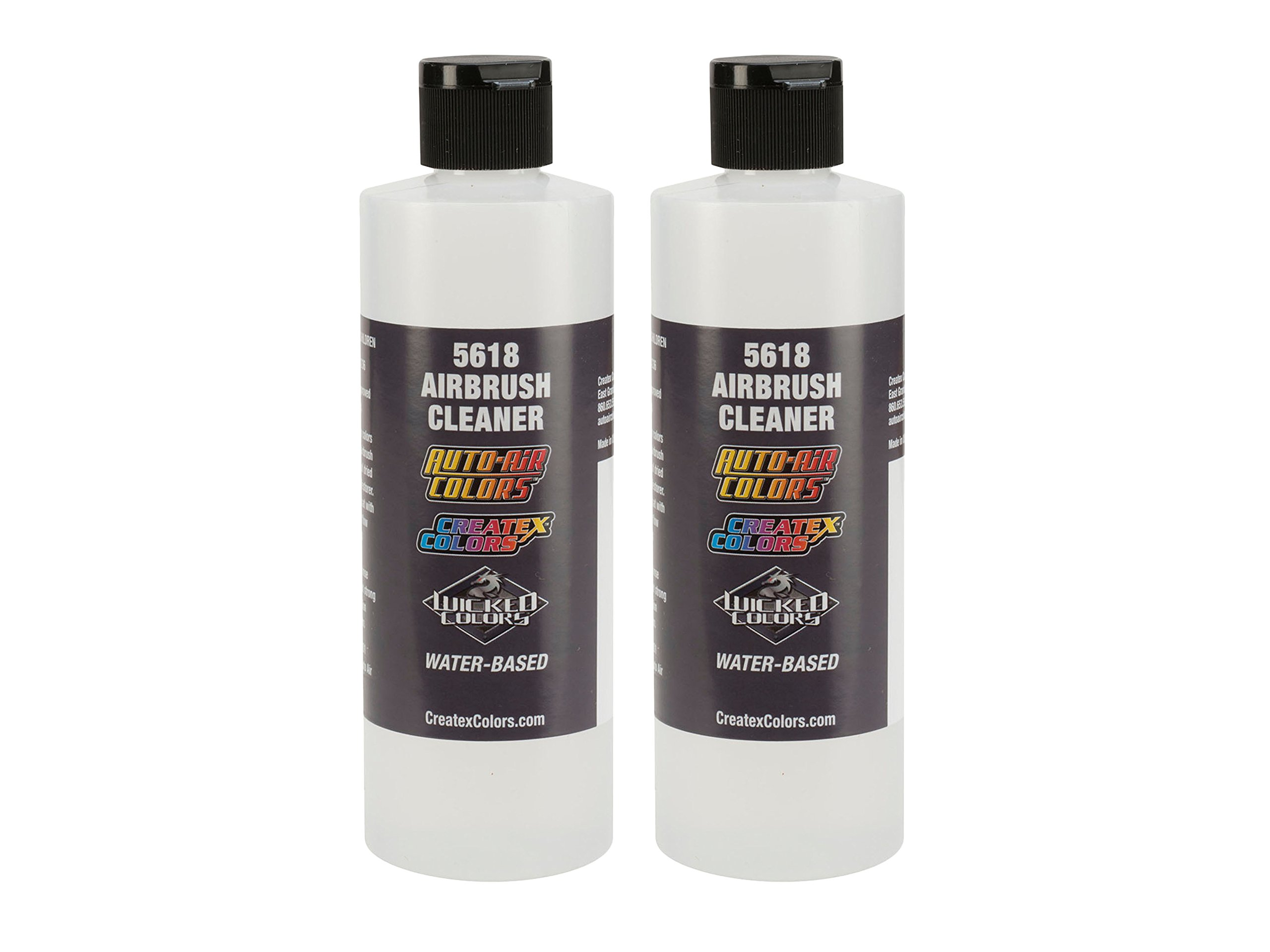 Set of 2 Createx 4 oz. Airbrush Cleaner by MACPHERSONS