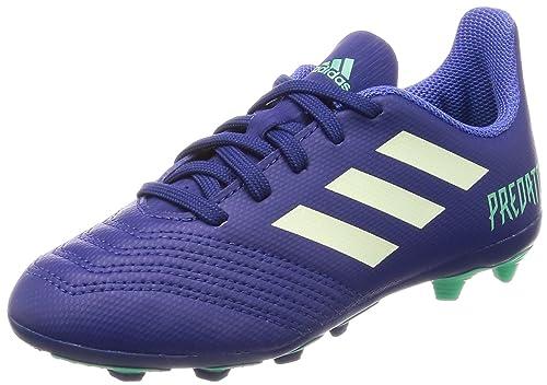 adidas Unisex Adults  Predator 18.4 FxG JR CP9242 Football Boots ... 1ef14593c6d
