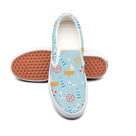 4386887f7b2e3 Amazon.com: Women's Fashion Sneakers Watercolor Fish Pattern ...