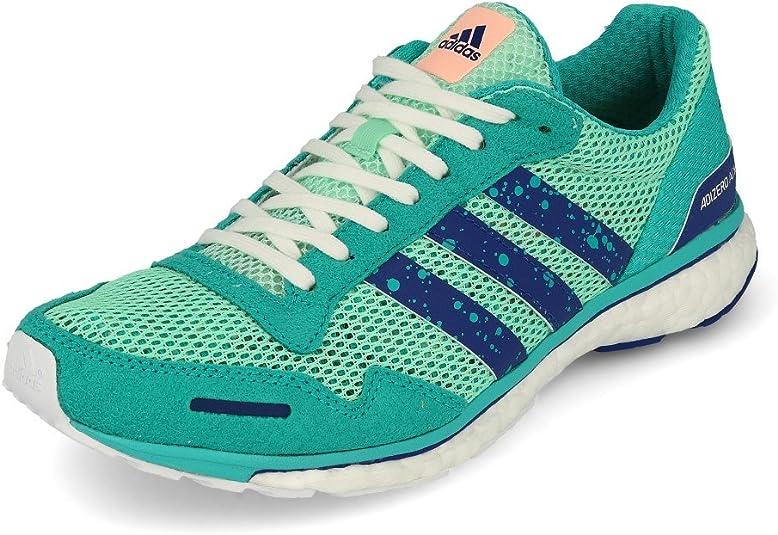 Adidas Adizero Adios 3, Zapatillas de Trail Running para Mujer, Multicolor (Mencla/Tinmis/Agalre 000), 37 1/3 EU: Amazon.es: Zapatos y complementos