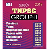 TNPSC GROUP-II previous years Original Question Papers with Explanatory Answers(2007-2017)