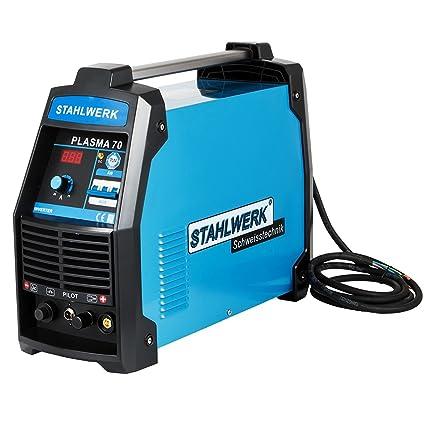 Autovictoria PLASMA-70 Cutter Soldadora de Plasma 380V Soldadora de Inversor Digital 20-70A