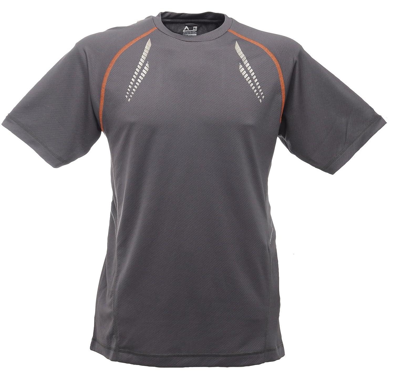 Sport Shirt Advantage in Grey, Anabol Cracker