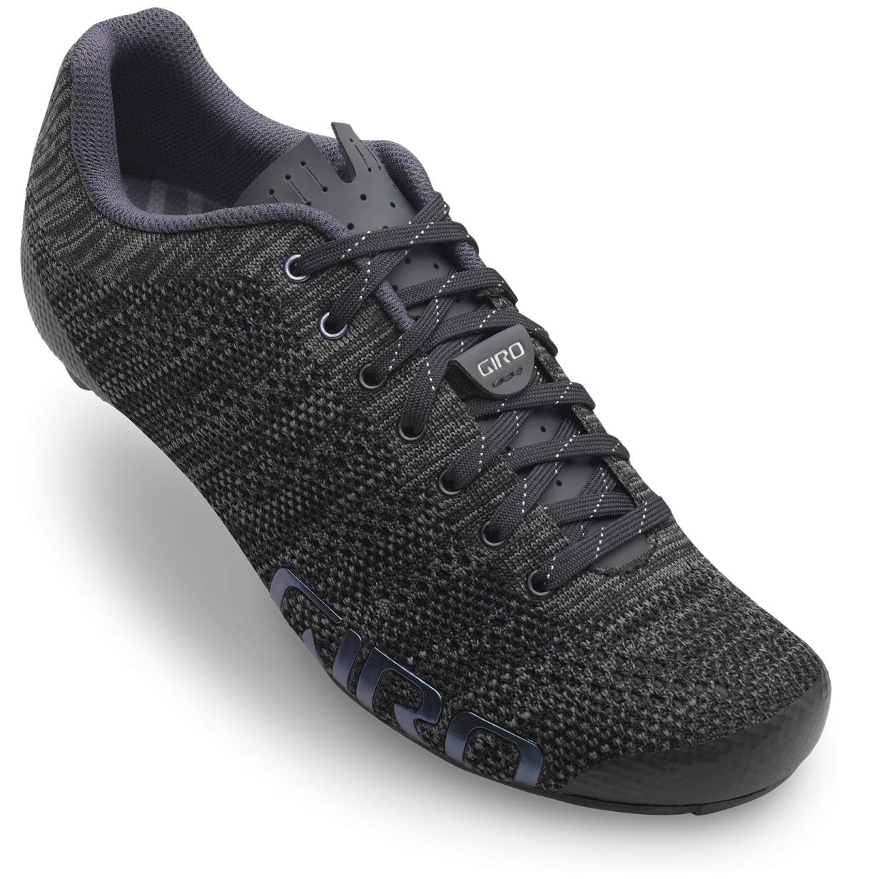 Giro Empire E70 Knit Cycling Shoe - Women's Black Heather 39.5 by Giro