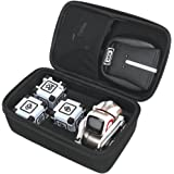 Aproca Hard Travel Storage Case Compatible Anki Cozmo Robot (Black)