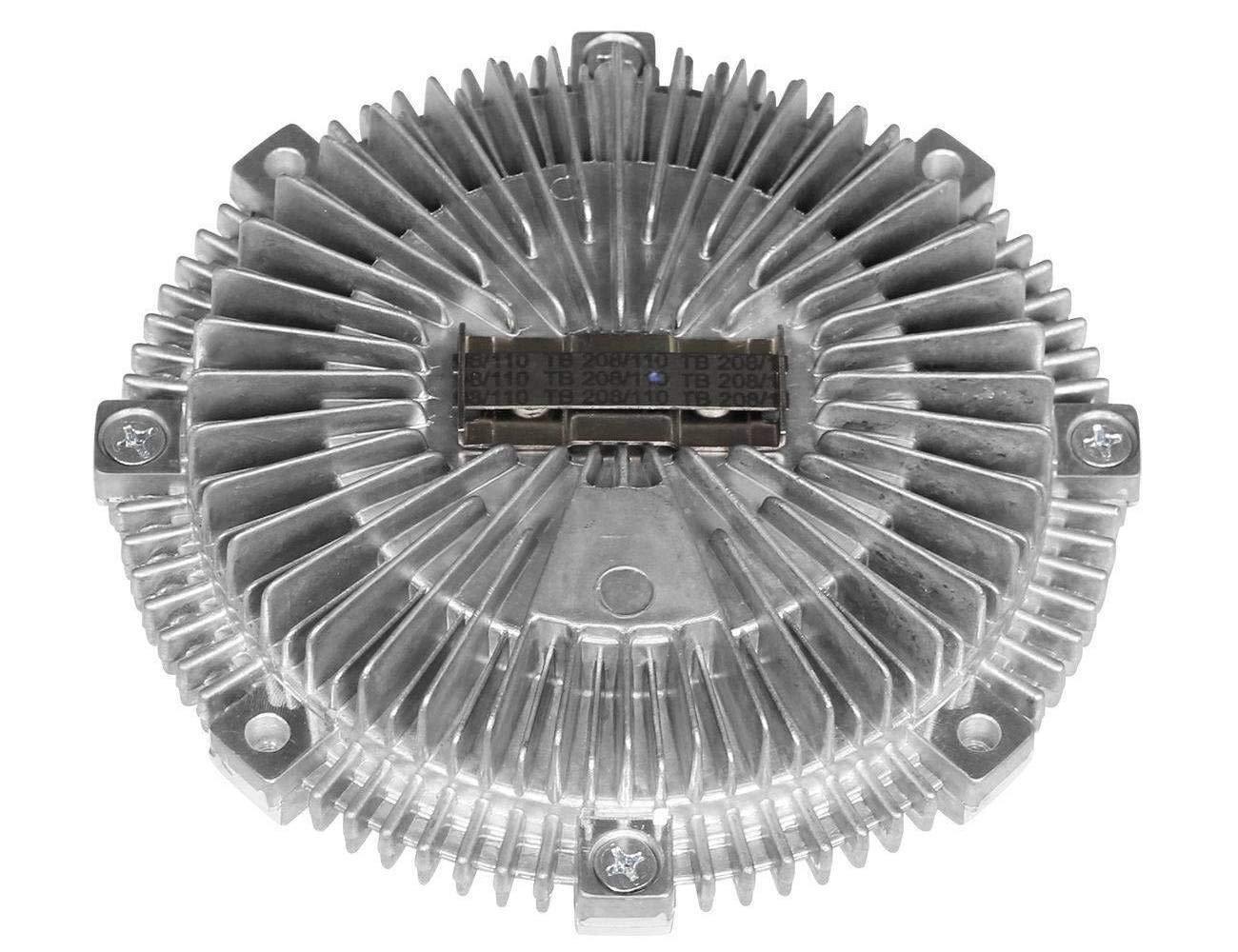 TOPAZ 6231 Engine Cooling Thermal Fan Clutch for Mitsubishi Montero 01-06 3.5L 3.8L V6