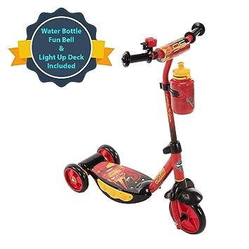 Amazon.com: Huffy Patinete preescolar de tres ruedas Disney ...
