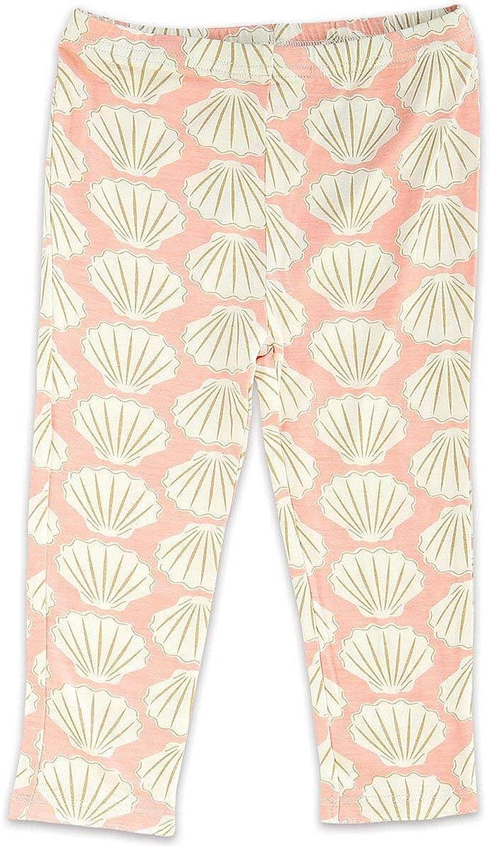 Silkberry Baby Bamboo Baby-Girls Capri Legging