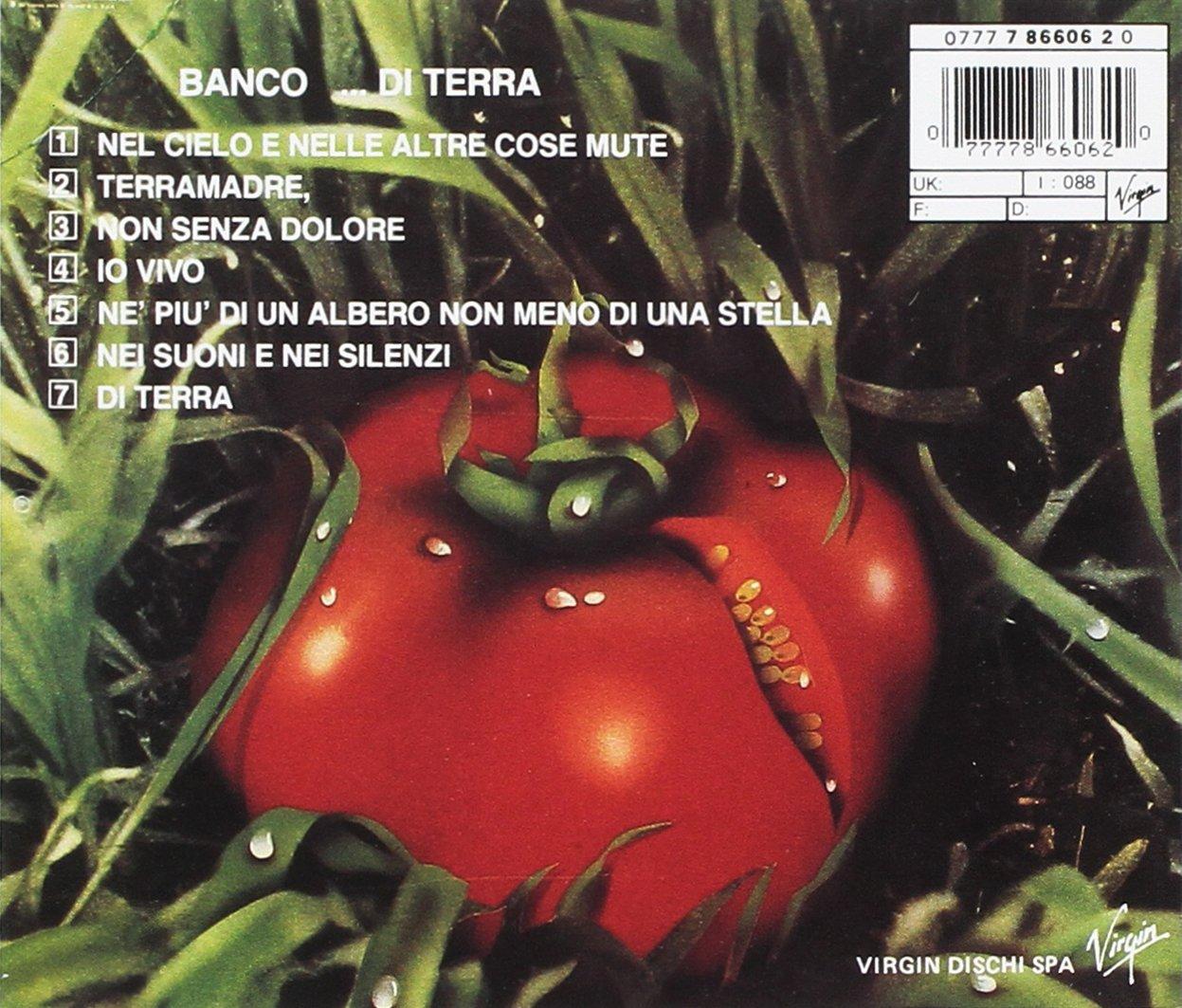 Banco Del Mutuo Soccorso - Di Terra - Amazon.com Music on