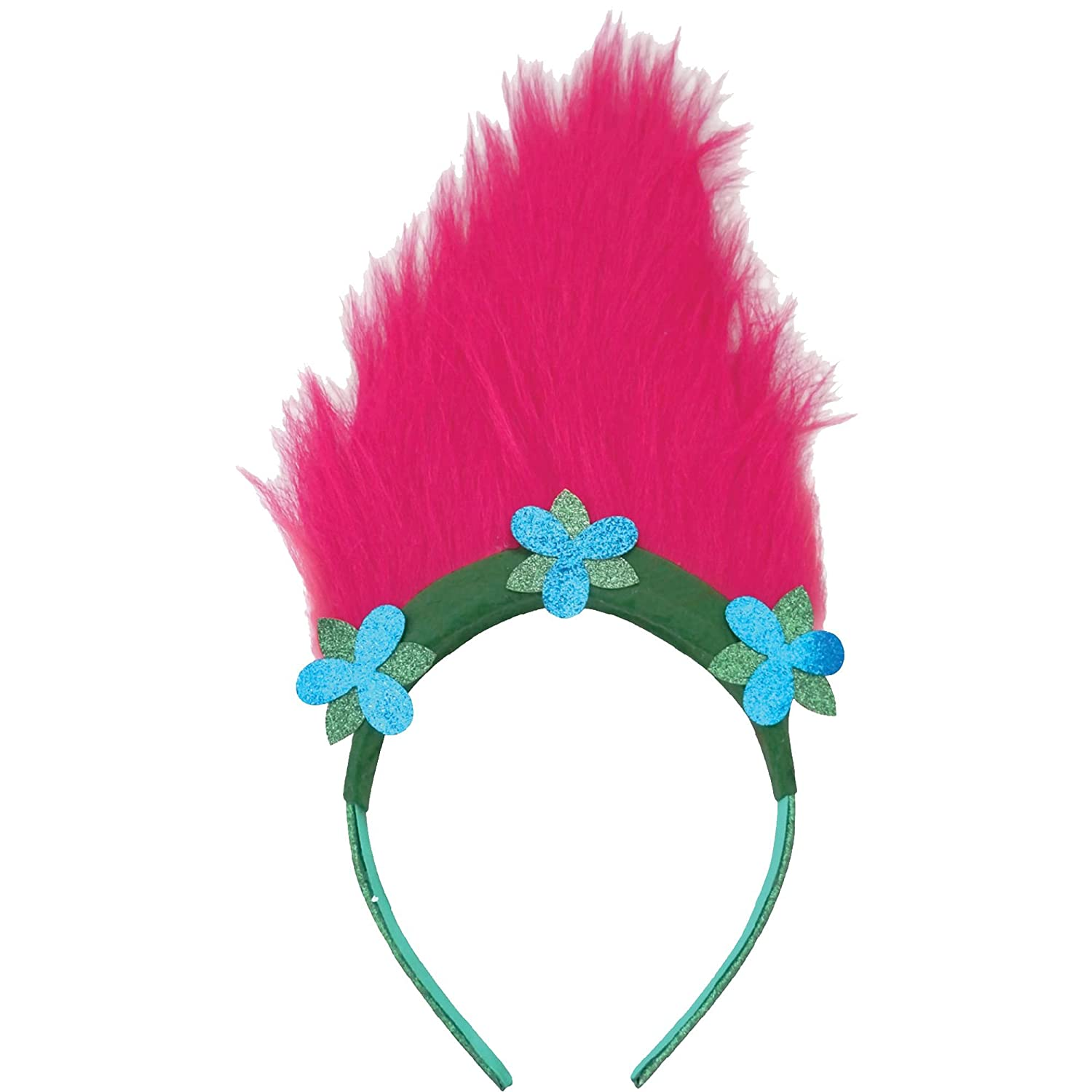 Amazon Dreamworks Trolls Poppy Hairstyle Hairband Toys Games