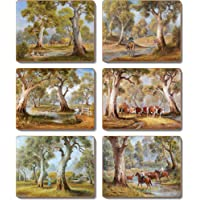 Cinnamon Redgum Country Placemats