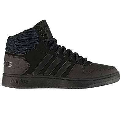 Homme Adidas Basketball MidChaussures De 2 0 Hoops 8nmPvONy0w