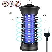 bldberry Insektenvernichter Elektrisch mit UV-Licht Elektronischer Mückenschutz Gegen Mücken, Fliegen, Moskitos Insektenabwehr für