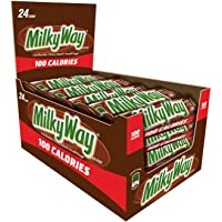 Milky Way 24-Count of 0.77-Ounce 100 Calories Milk Chocolate Candy Bar