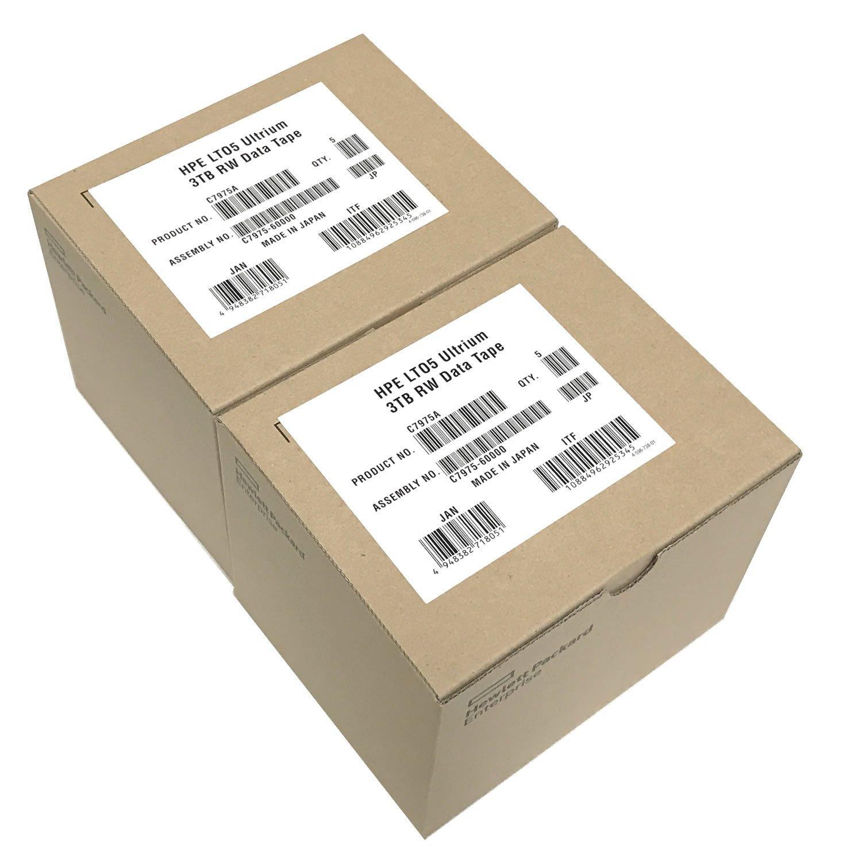 10 Pack HP LTO-5 C7975A Ultrium-5 Data Tape Cartridge (1.5TB/3TB)