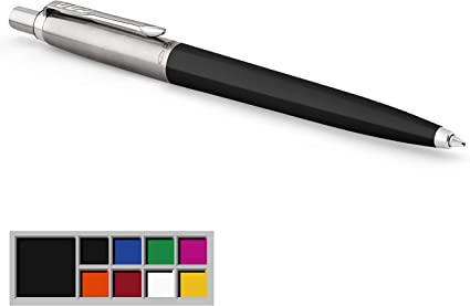 PARKER Penna a sfera Vector inchiostro blu d:1/×13.5 cm white //silver