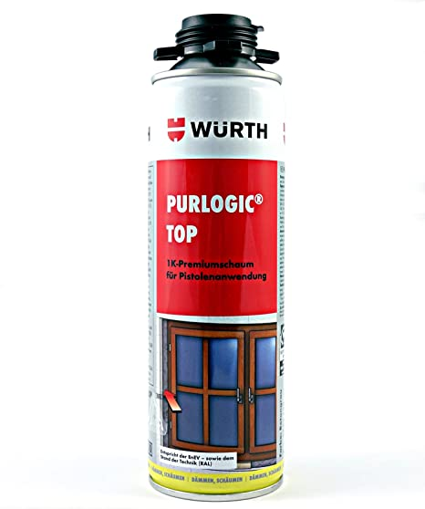 Würth Purlogic Top 1 K – Pistola de espuma