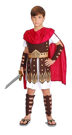 859c9f610b6b0 Générique Déguisement Enfant Centurion Romain - 4-6 ans: Amazon.fr ...