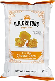 product image for G.H. Cretors Just The Cheese Popcorn, 6.5 oz