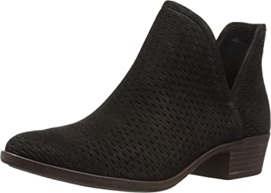 Lucky Brand Women/'s Baley Fashion Boot  Leather Booties Comfort Casual