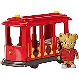Daniel Tiger's Neighborhood Trolley with Daniel Tiger Figure, Single