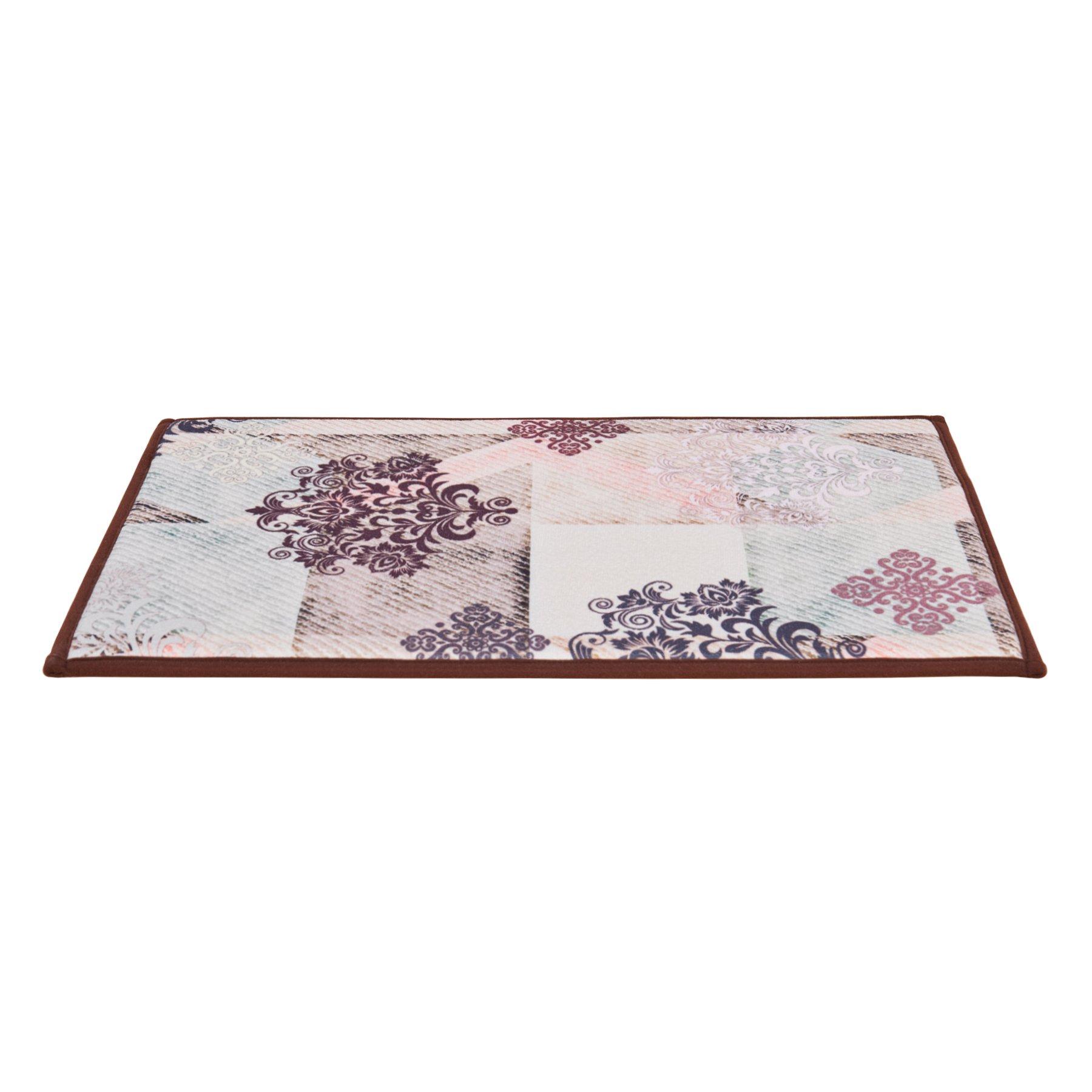 Absorbs Mud Indoor Outdoor Digital Printed Kitchen Dining Living Hallway Bathroom Doormat 18''x 30'' Shoes Scraper Entrance Rug Carpet (18''x 30'', Style 3) by CHUN YI