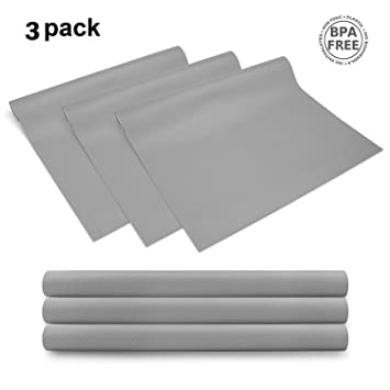 Prime 3 Rolls Eva Cabinet Liner Non Slip Shelf Liners For Kitchen Cabinets Waterproof Cupboard Drawer Cushion Mats Diy Multipurpose Antifouling Download Free Architecture Designs Scobabritishbridgeorg