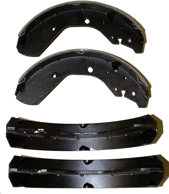 Monroe BX474 Bonded Brake Shoe