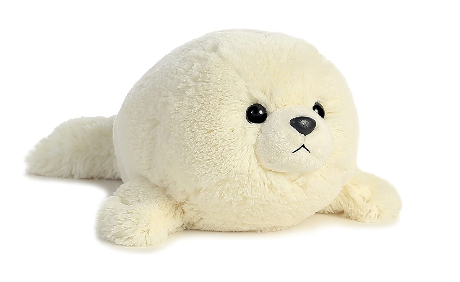 Snow seal image collections diagram writing sample and guide amazon aurora world flopsie baby harp seal plush toys games sciox image collections sciox Images