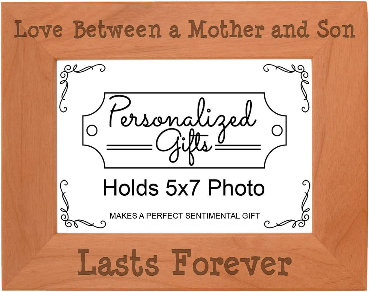 Amazon Com Unique Gifts Mom Love Between A Mother Son Lasts