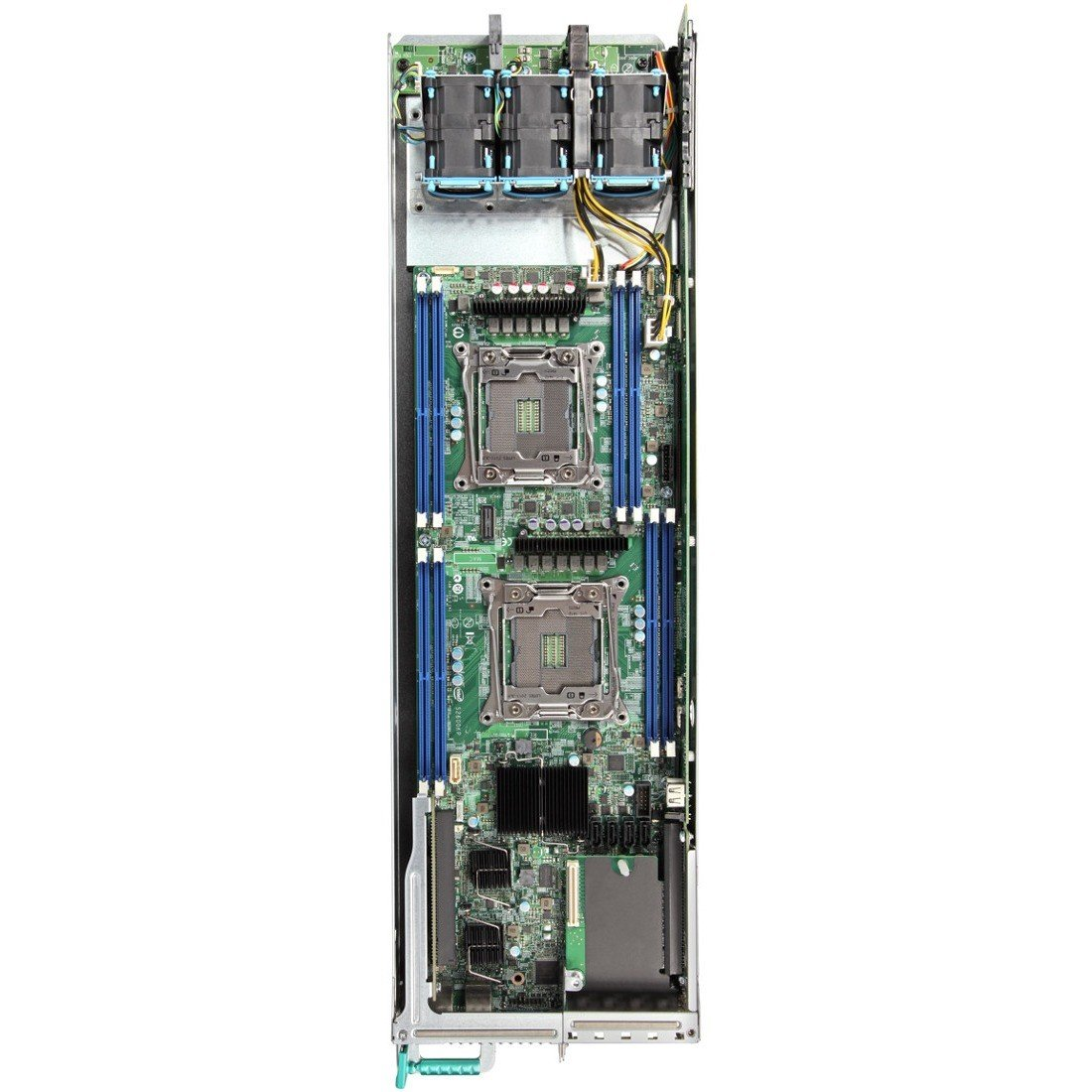 Intel HNS2600KPR Barebone System - 1U Rack-mountable - In...