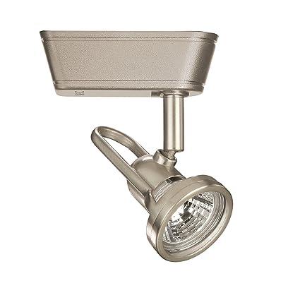 wac lighting hht 826 bn h series low voltage track head 50w