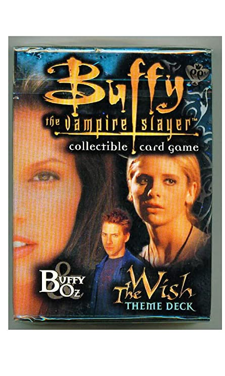 Buffy The Vampire Slayer Class of '99 Hero and Villain Starter Card Deck Set Verzamelkaarten, ruilkaarten Verzamelingen