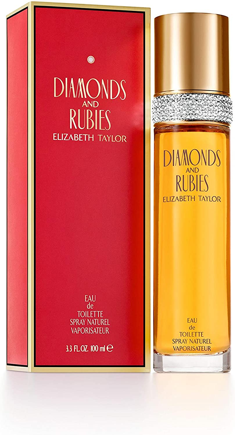 Elizabeth Taylor Diamonds and Rubies Agua de toilette con vaporizador - 100 ml