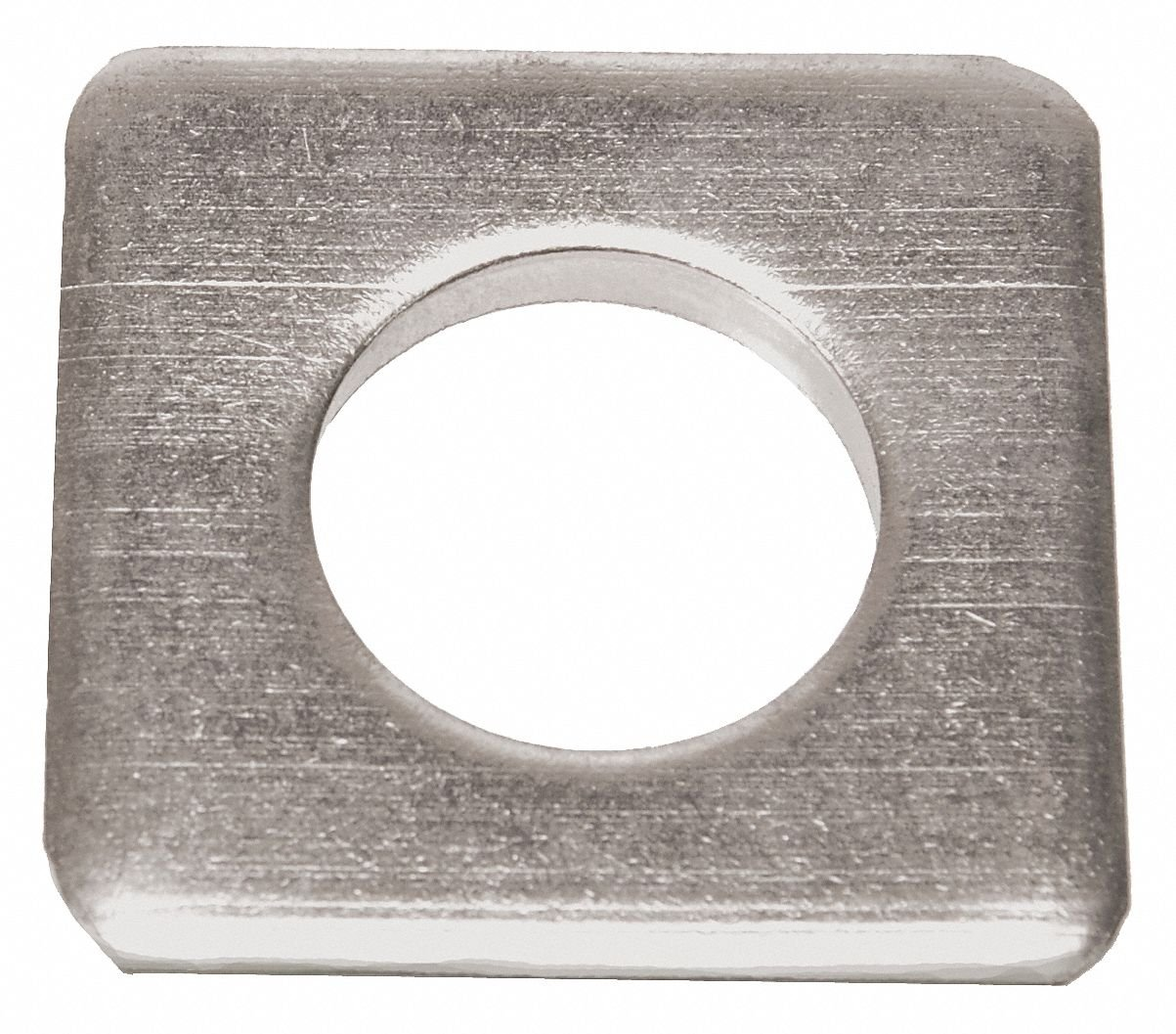 Square Washer, Steel, Fits Bolt 1-1/2'' - pack of 5 by Unknown