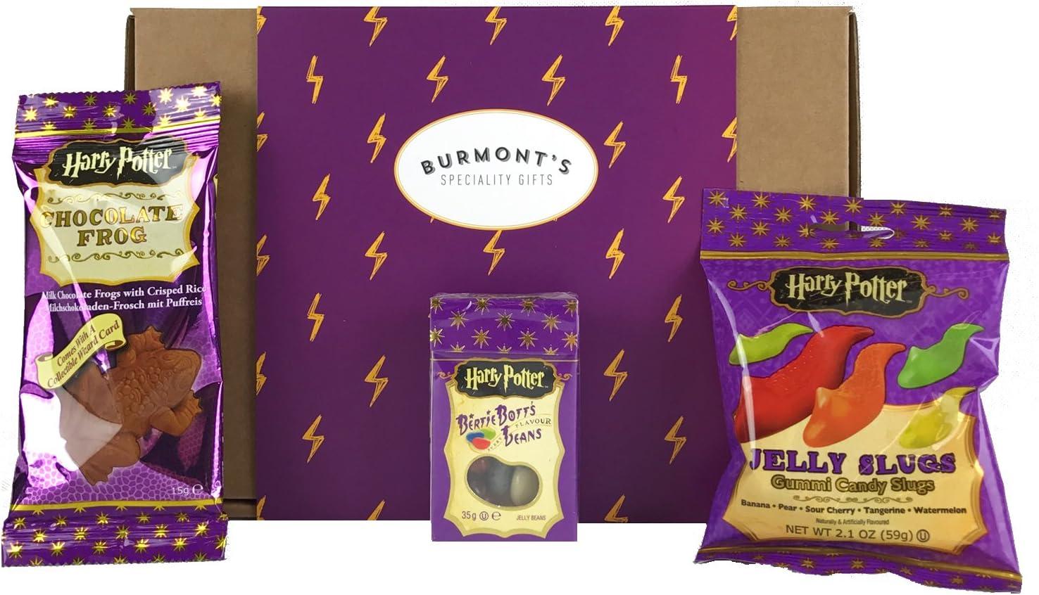Harry Potter Caja De Selección De Dulces Y Chocolates Americanos ...