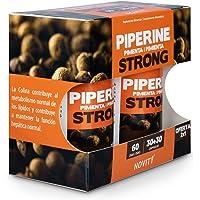 Piperine Forte (minceur avec Guarana   Choline   Poivre noir) ✦ Aide à maigrir ✦ Brule graisse ✦ Aide à avoir un ventre plat ✦ Produit pour regime amaigrissant