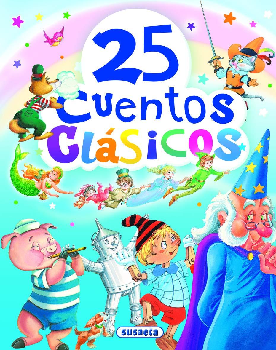 25 Cuentos Clásicos: Amazon.es: Susaeta, Equipo, Busquets, Carlos: Libros