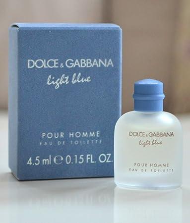 66c55ac5f44de Amazon.com   DOLCE   GABBANA Light Blue POUR HOMME Eau de Toilette ...
