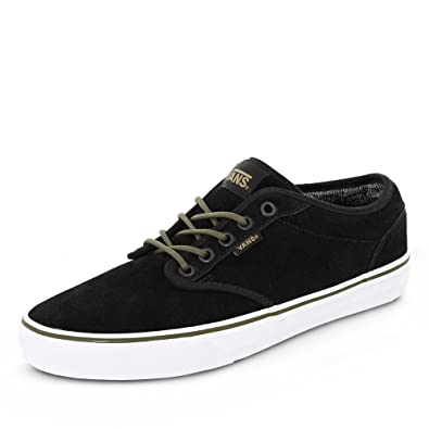 vans atwood black gum uk